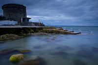 Seapoint Martello tower Dublin