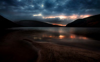 Lough Dan at Dawn